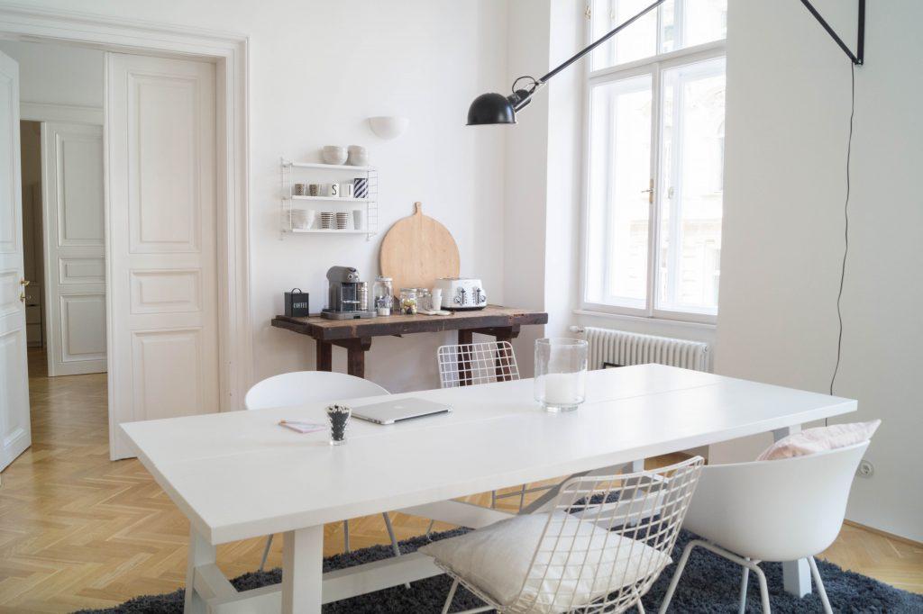Home Office Altbau traumzuhause