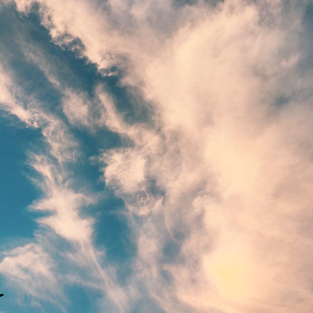 California Pink Sky