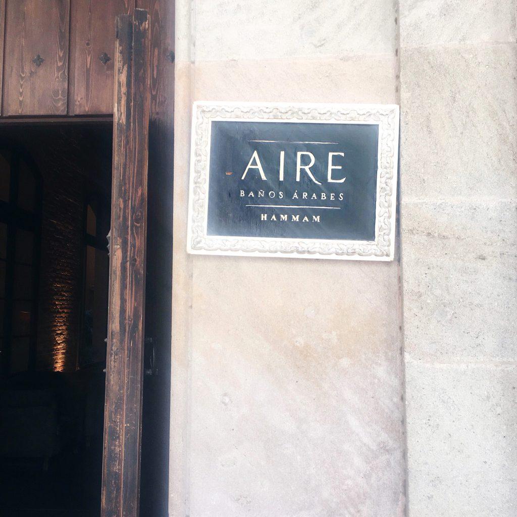 AIRE Spa Hamam Barcelona
