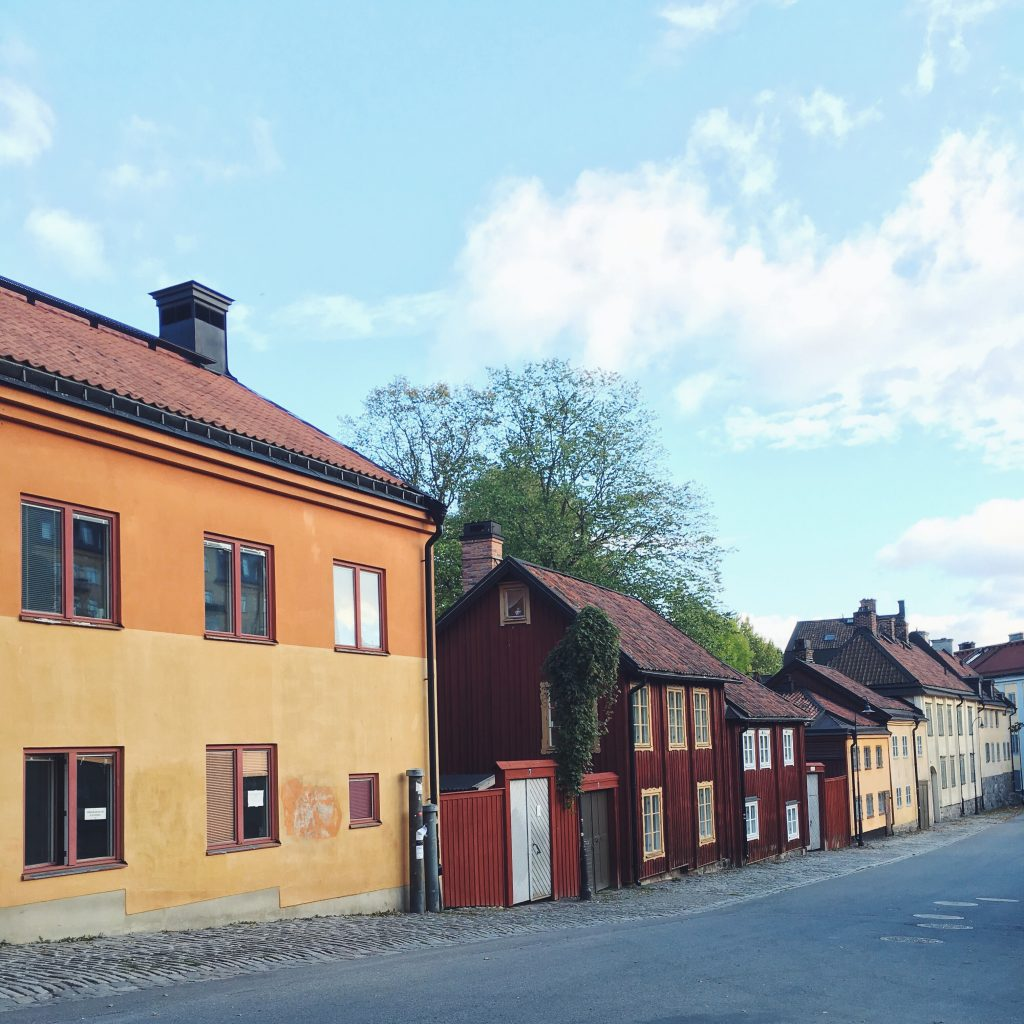 Stockholm Travel Diary Södermalm