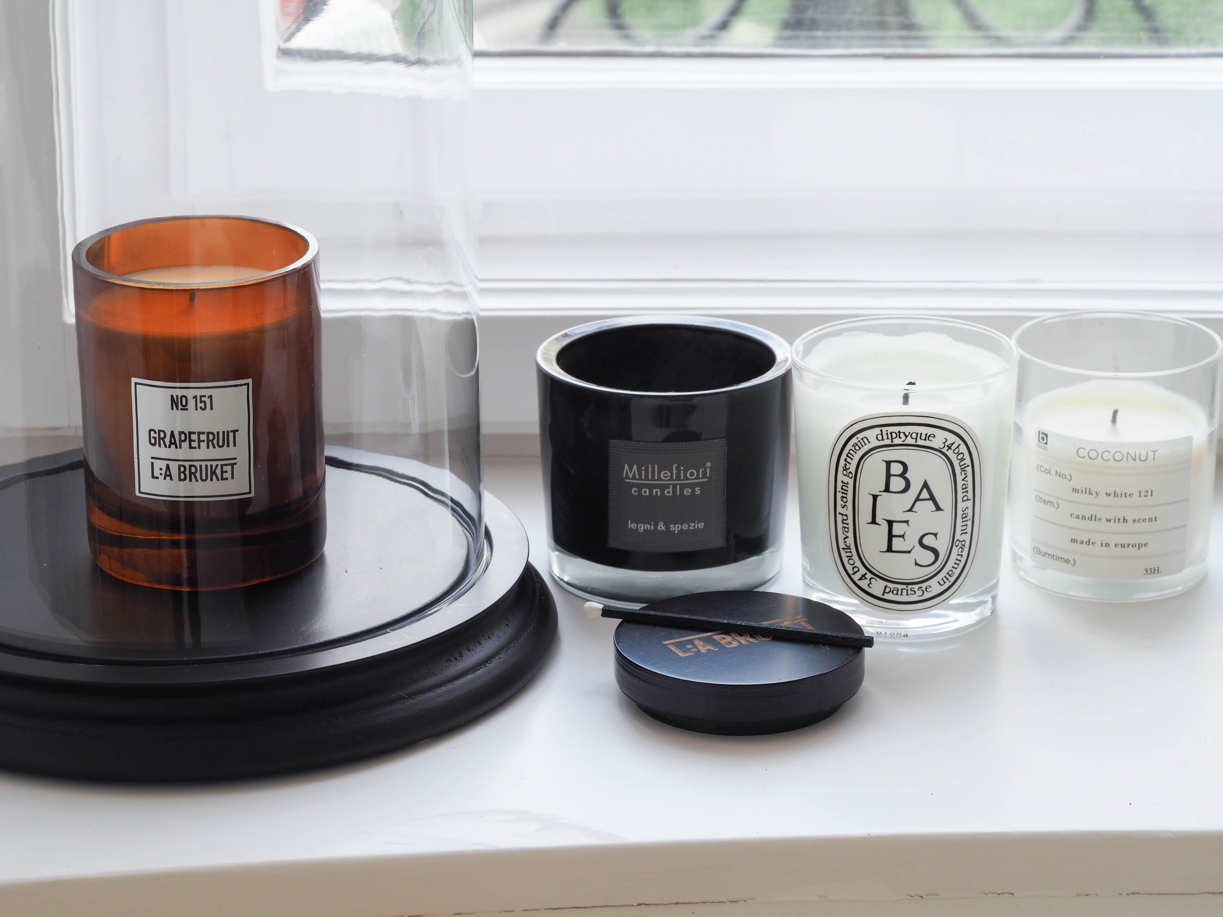 Die besten Duftkerzen Best Scented Candles