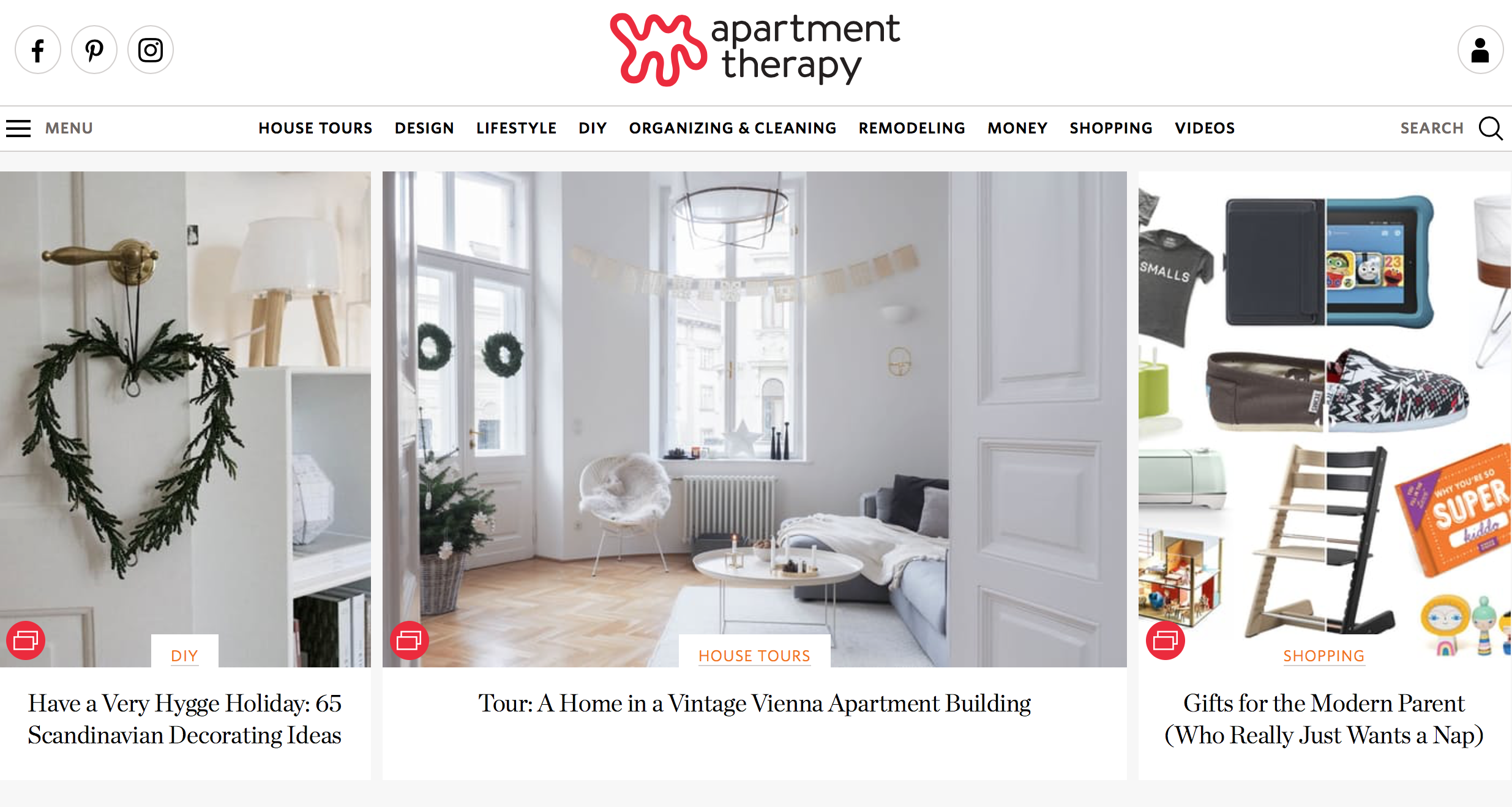 Apartment Therapy Homestory Traumzuhause