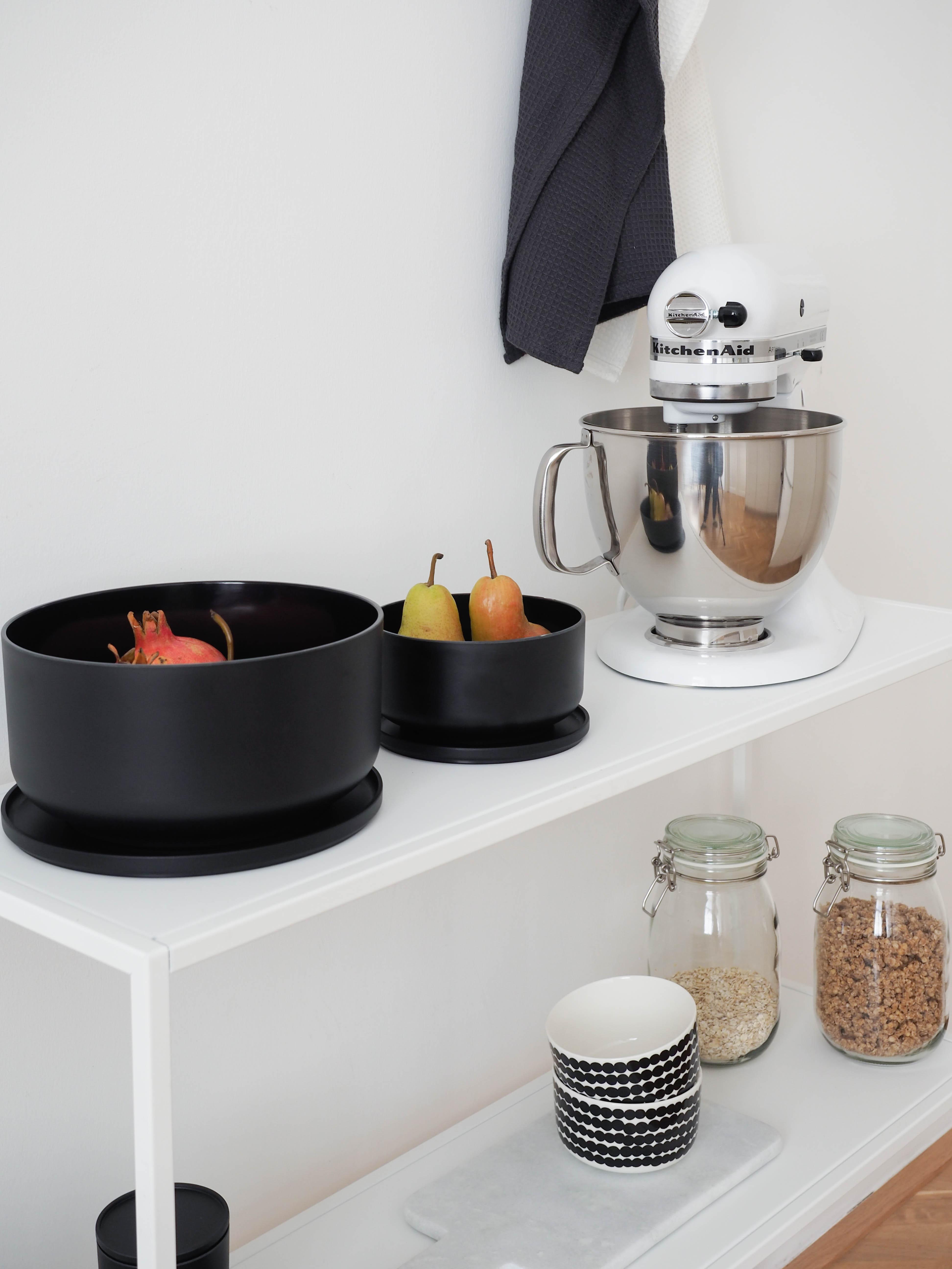 Design Aufbewahrung kitchenlove schwer zu beschaffenden regalen und stylischer