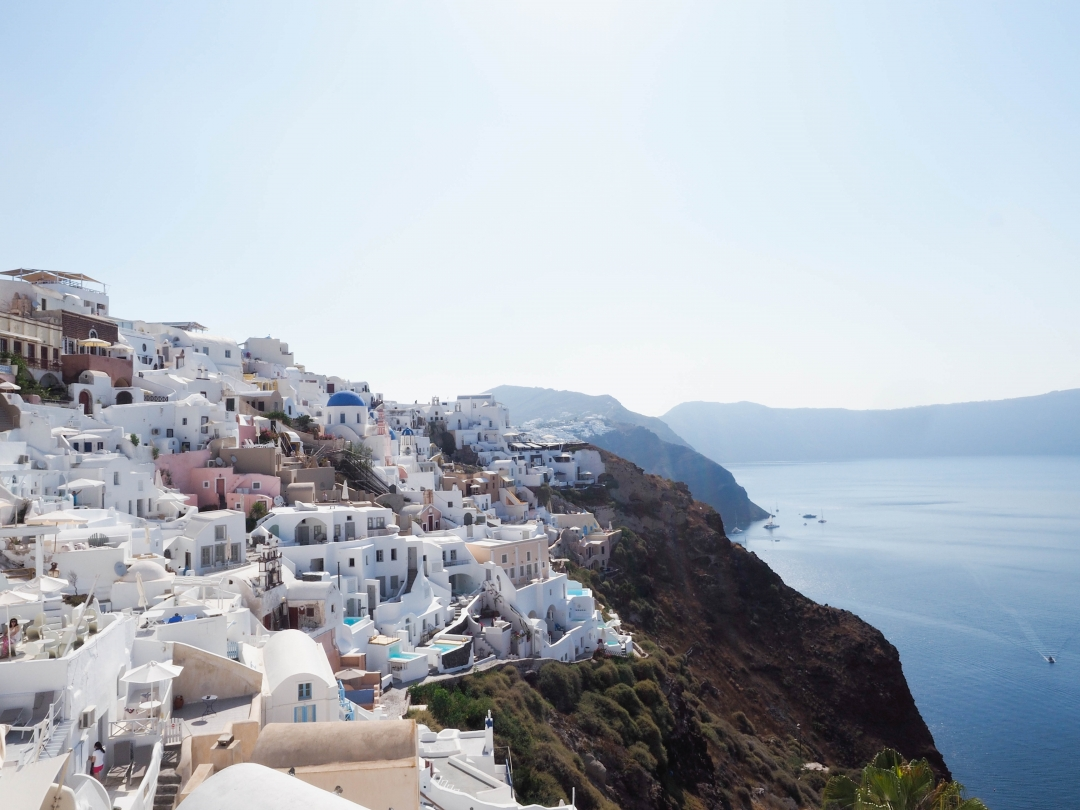 Santorini Travel Guide - Charimsa Suites Design Boutique Hotel