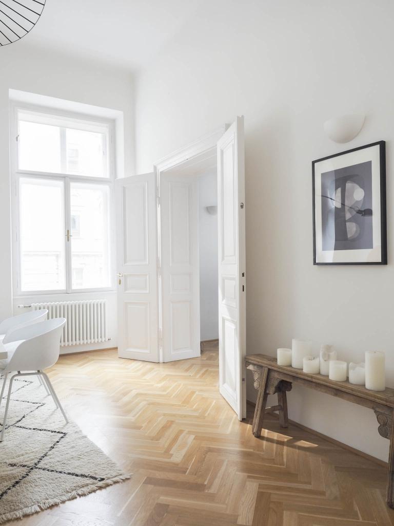 Lifestyle und interiortrend slow living und minimalismus for Minimalismus lebensstil