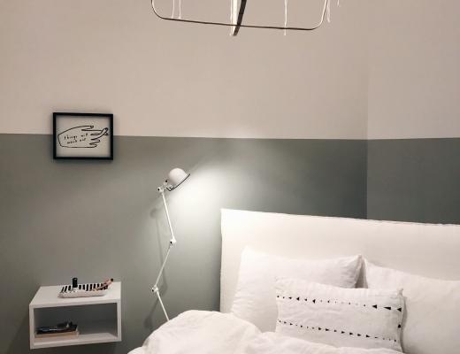 Schlafzimmer Sage Green Altbau Bedroom Inspiration