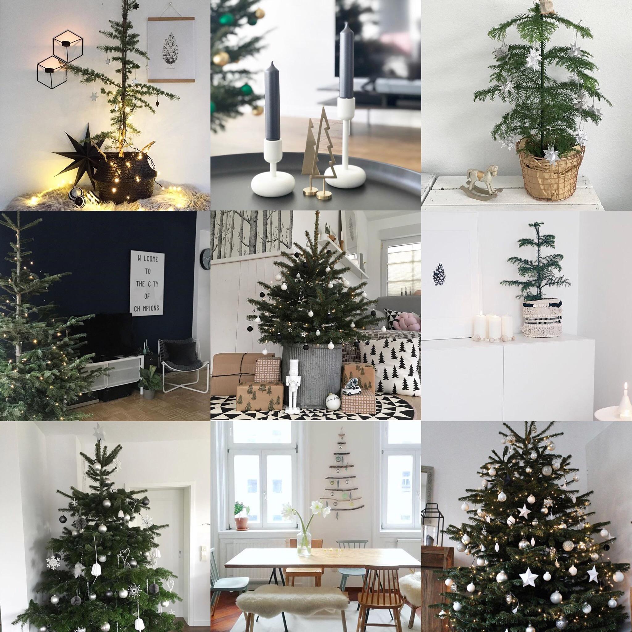 #zeigdein_traumzuhause Weihnachtsbaum