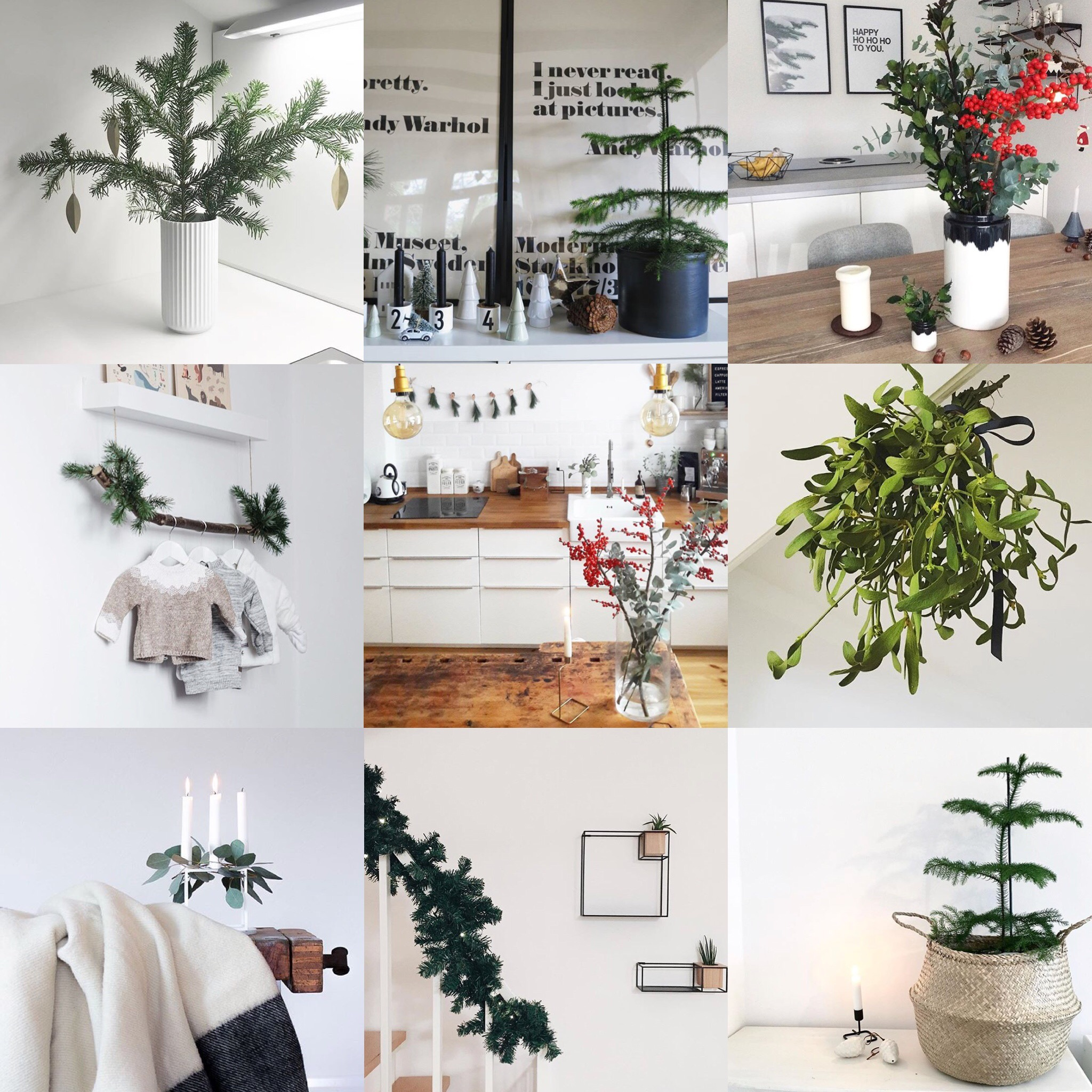 #zeigdein_traumzuhause Instagram Winterchallenge Weihnachtschallenge