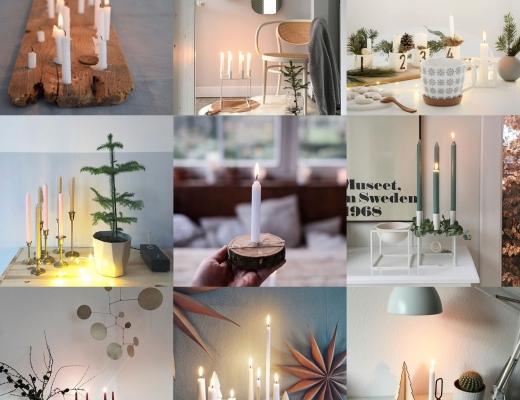 #zeigdein_traumzuhause Instagram Winterchallenge Weihnachtschallenge Traumzuhause Weihnachten Lichter