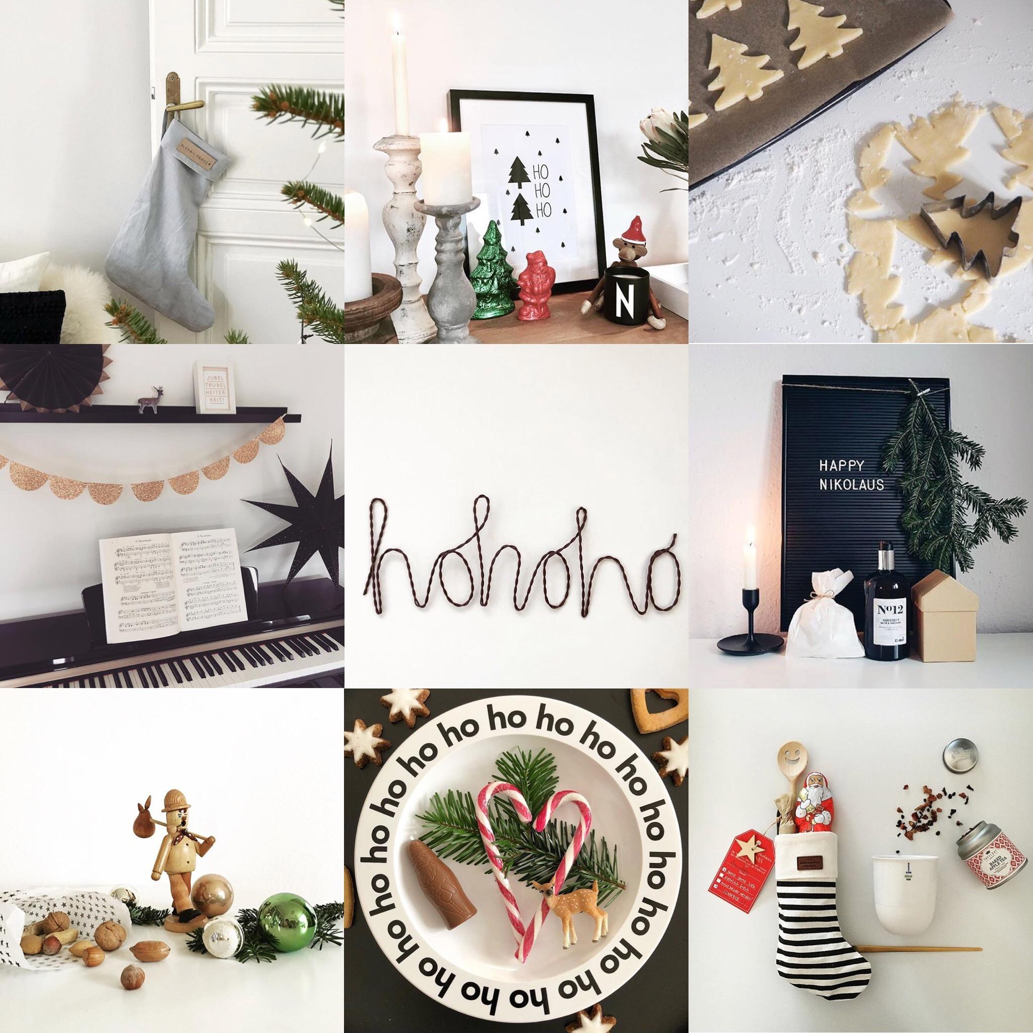 #zeigdein_traumzuhause Instagram Winterchallenge Weihnachtschallenge Traumzuhause