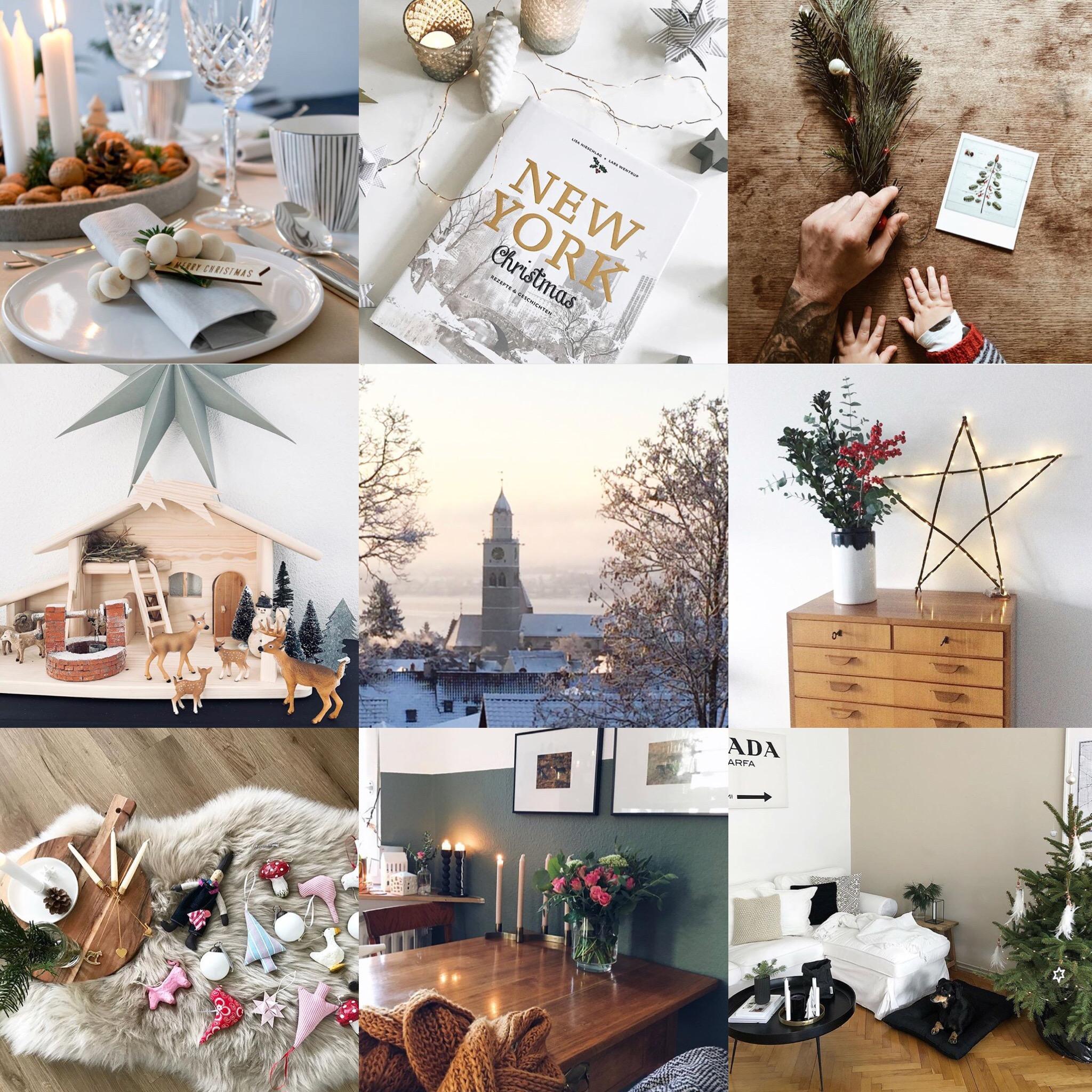 #zeigdein_traumzuhause Instagram Winterchallenge Weihnachtschallenge Traumzuhause Vorfreude