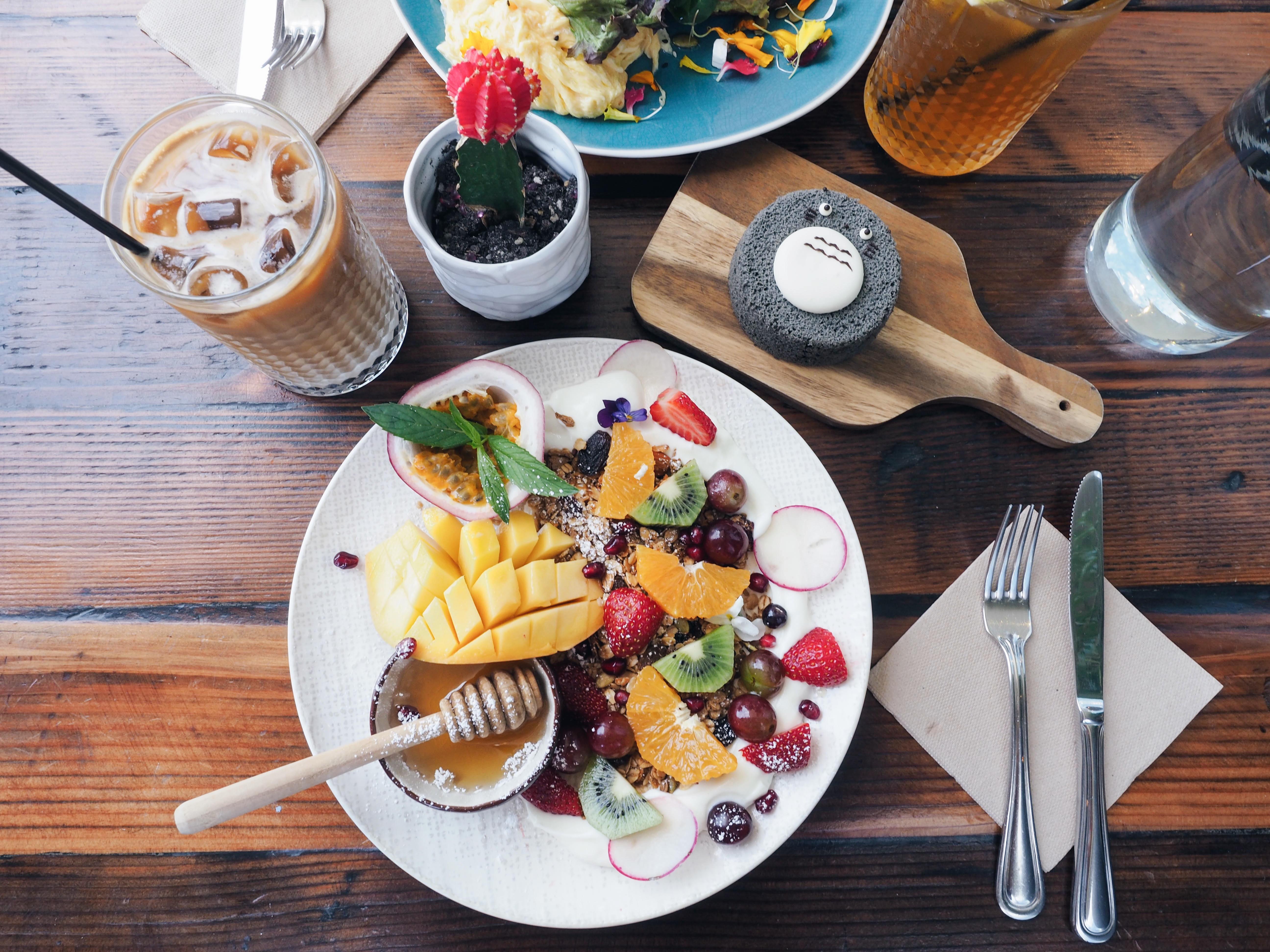 Cuppaflower Sydney Café Sydney Travel Diary