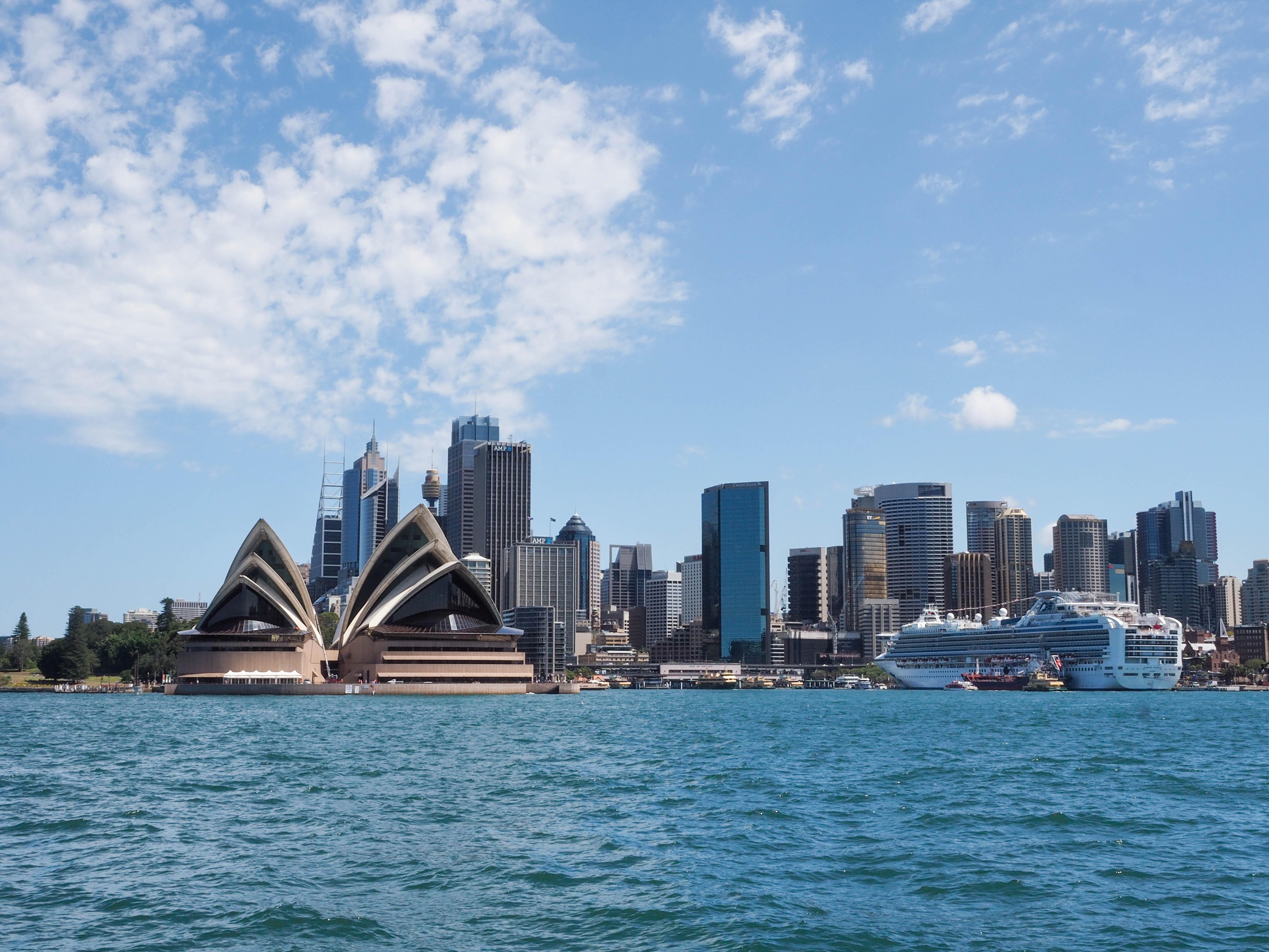 Sydney Travel Diary