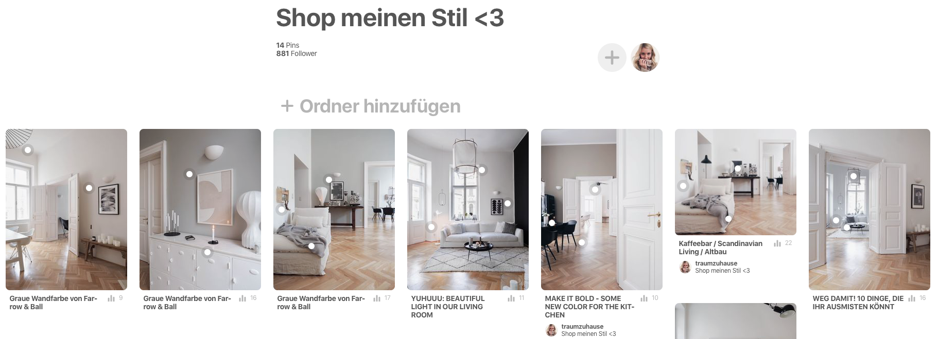 Neue Pinterest Funktion Shop The Look - Shoppable Pins