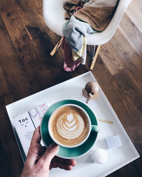 Barista Coffee Art
