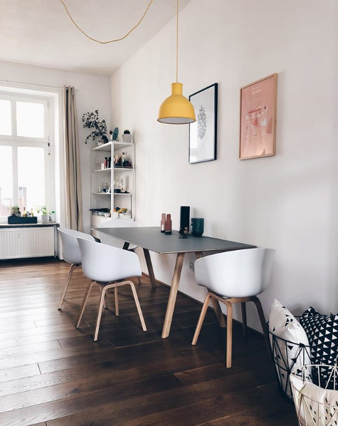 Hay Copenhague Table