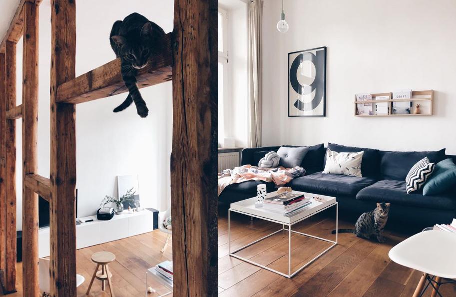 _alexwess Homestory , die schönsten Wohnungen auf Instagram
