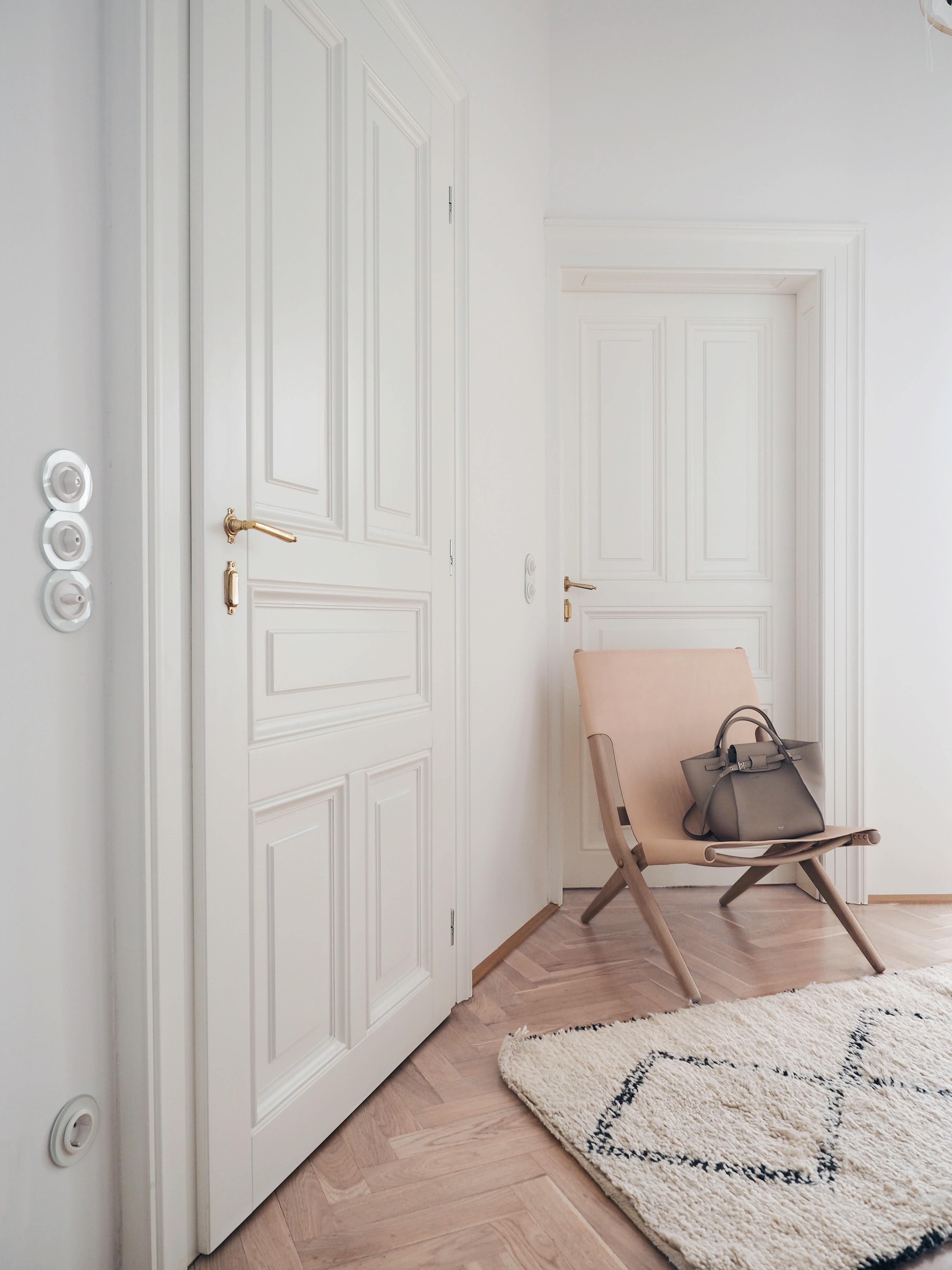 Flur-Update, Céline Big Bag, by Lassen Saxe Chair