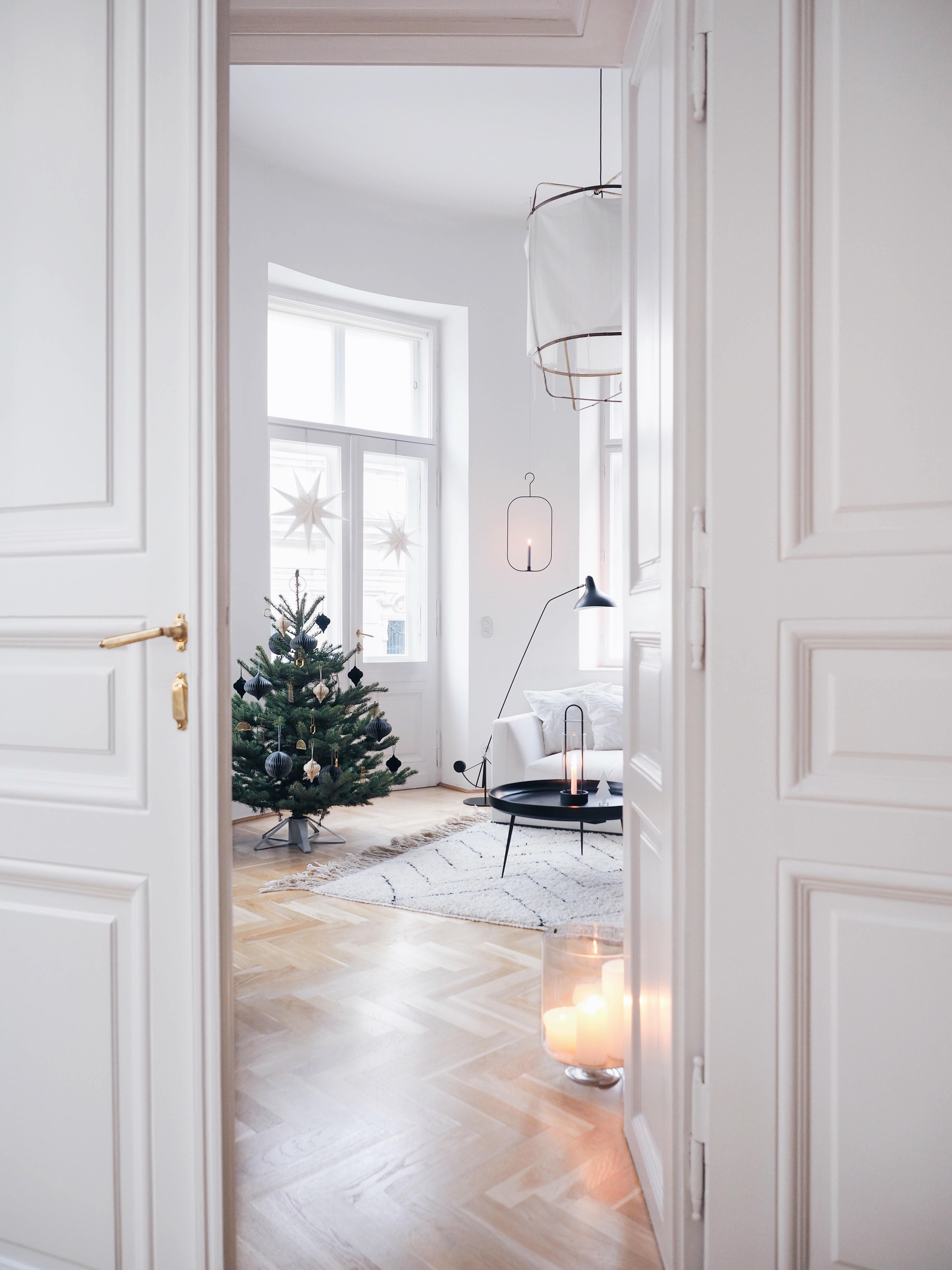 Skandinavische Weihnachtsdeko Traumzuhause