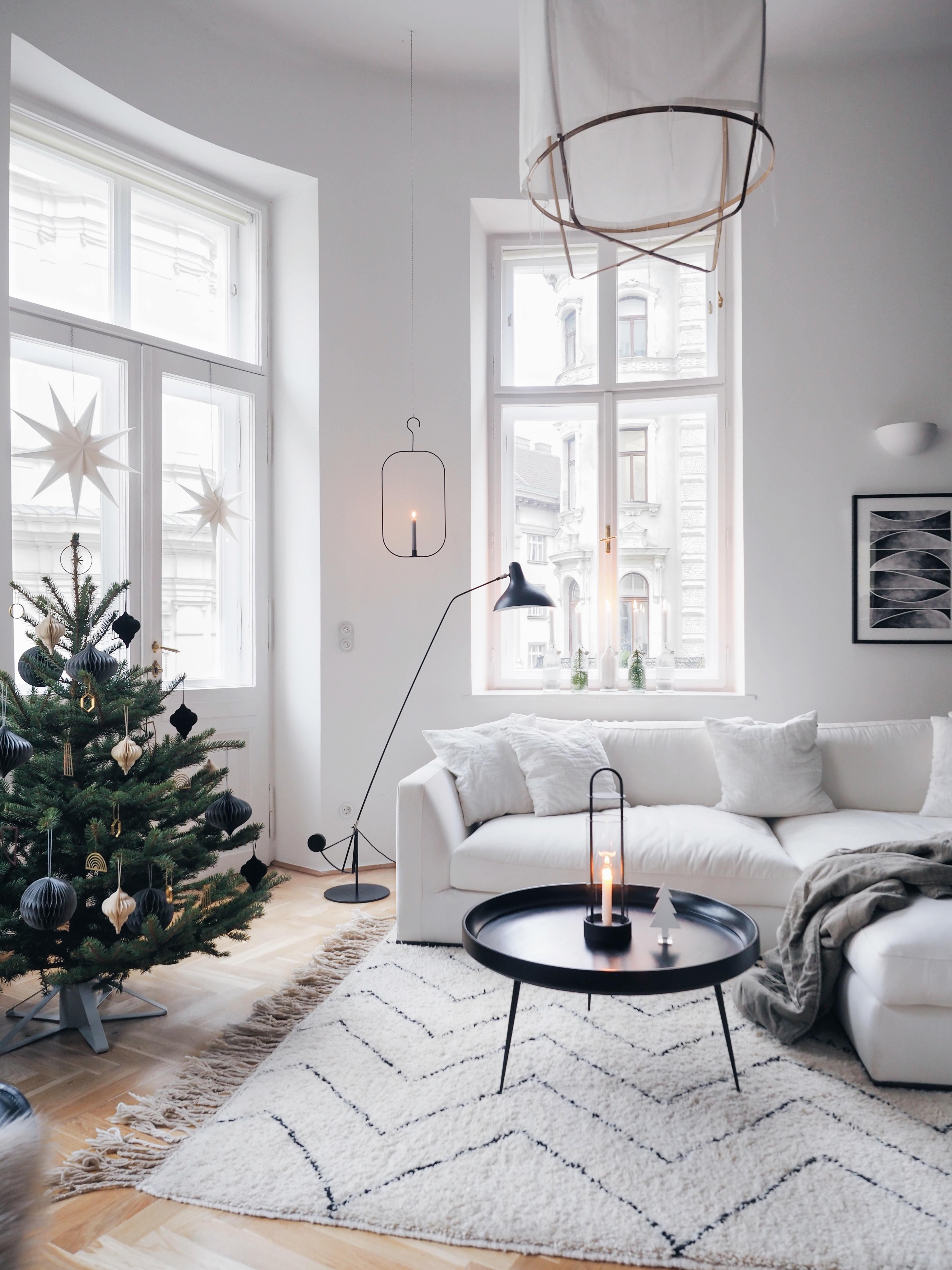 Weihnachtsbaum Skandinavisch