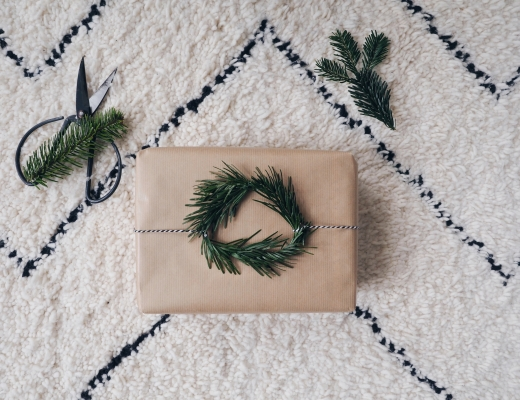 Cozy Gift Guide Gift Wrapping Ideas