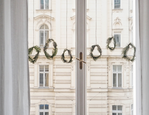 Fir Wreaths Mini DIY