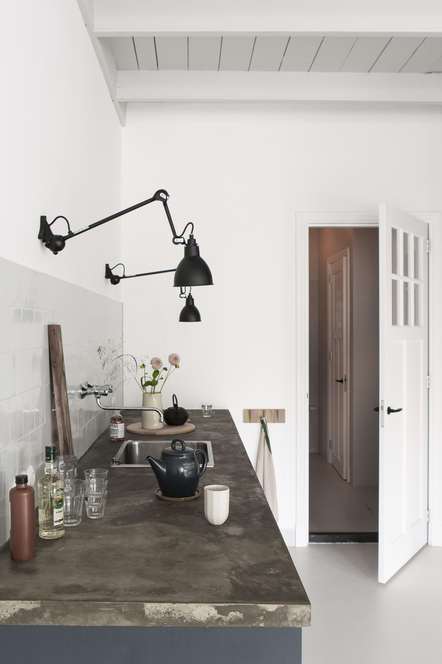 Wandleuchten Küche