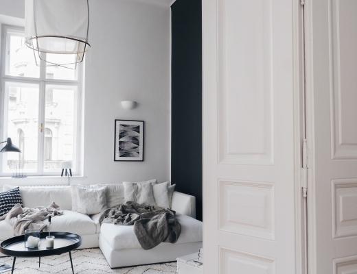 Traumzuhause Wohnzimmer
